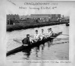GU Boat Club 1922 (UGC078/2/1)