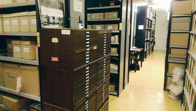 Archive Services interior