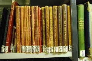 University Registry volumes (R3)