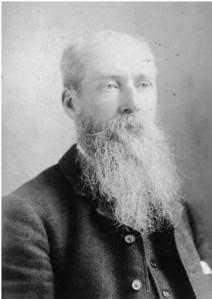 """Sweet bit of binding"" - John Ferguson, 25th March 1895."