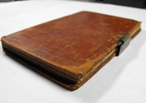 Cookery book kept and added to by Anna M. Whistler, at call number MS Whistler NB8.