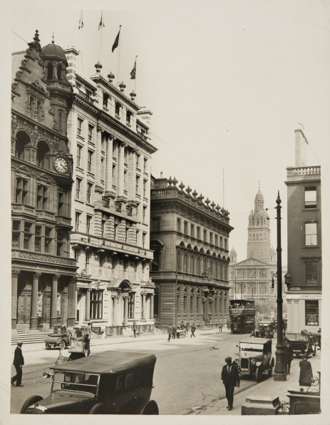 Image of the Anchor Building c.1920s (Ref: UGD255/1/38/1/1)