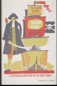 Treasure Island. Falcon Theatre, Glasgow, 1961 December 18-January 13. STA Fm 8/16