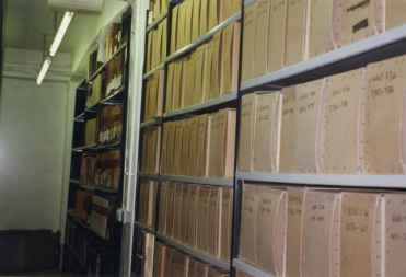 The business records newly shelved in Thurso Street