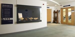 Special Collections foyer