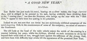 """A Good New Year"" explanatory text (Sp Coll Bh14-x.8)"