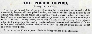 """The Police Office"" explanatory text (Sp Coll Bh14-x.8)"