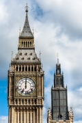 Cleaning and maintenance of the Great Clock 2014