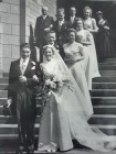 Wedding of John and Charlotte (née Nicholson) Edgar 4th August 1938