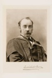 Photograph of Archibald Barr from 1891