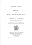 Cover of Committee Report