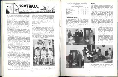 The Glenpatrick Journal, Spring 1952 (Archive Reference: STOD200/2/15/1/1)