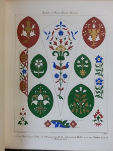 Example of floriated ornament. (Sp Collf419)