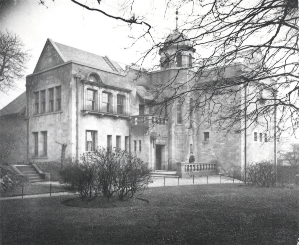 Queen Margaret College Anatomy Building 1890