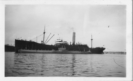 Bendoran II in Haifa, c1936 (UGC199/3/10/1/20)