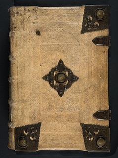 Binding of Nuremberg Bible