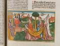 Woodcut from 1483 Koberger Bible