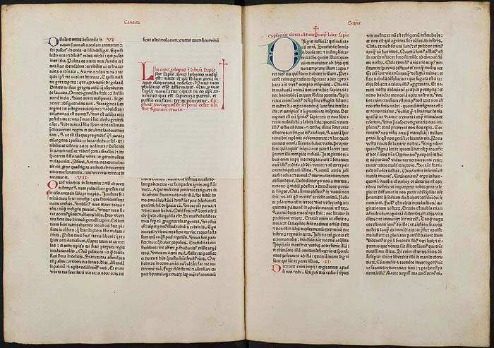 Eggestein ca. 1468 Bible