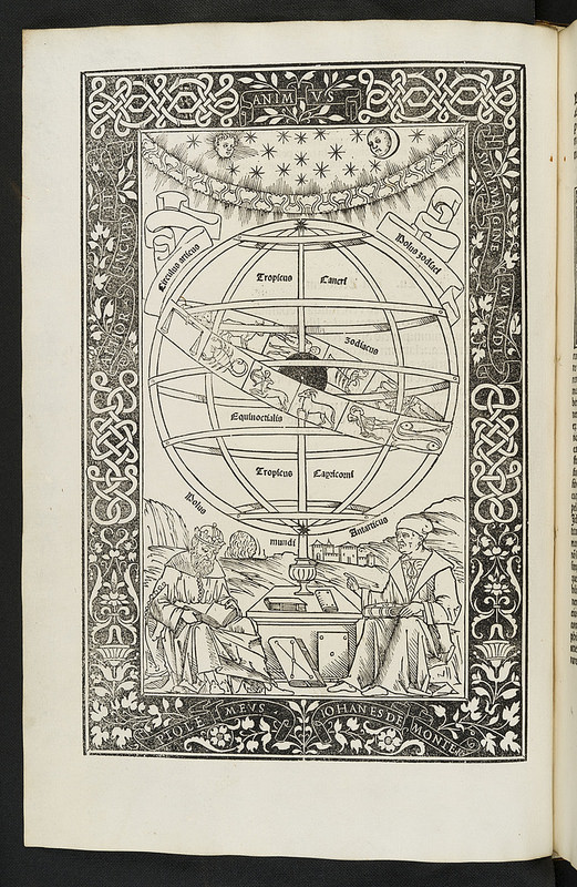 Frontispiece: Regiomontanus and Ptolemy