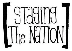 Saving the nation logo