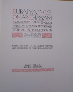 Title page of Sp Coll RF 405