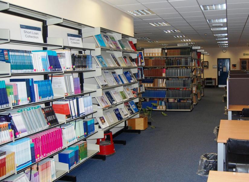 James Ireland Memorial Library