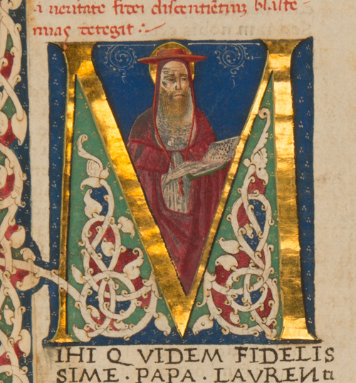 Saint Jerome (Sp Coll Hunterian Be.1.2)
