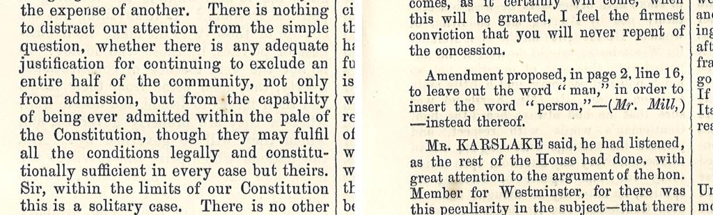Hansard 1867 vol 30 col 817