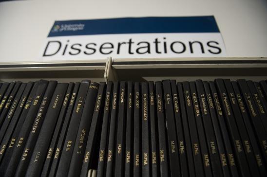 Dissertation help glasgow