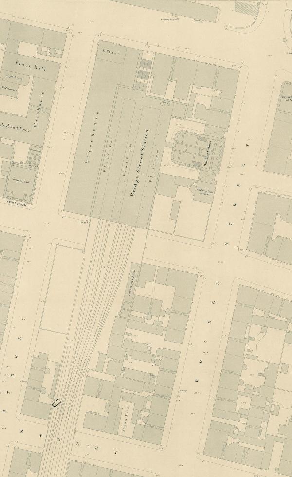 OS Town Plan 1859