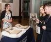 """Hunterian Associate Clare Brown discussing her project, """"Through western eyes: visual perspectives on the Holy Land"""""""