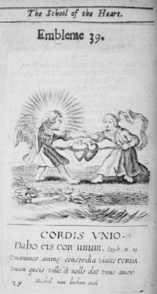 School of the Heart, 1676. Stirling Maxwell Collection. Ref: S.M. 565
