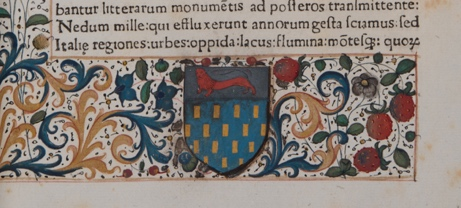 House of Rochefort (Hunterian Be.2.6)