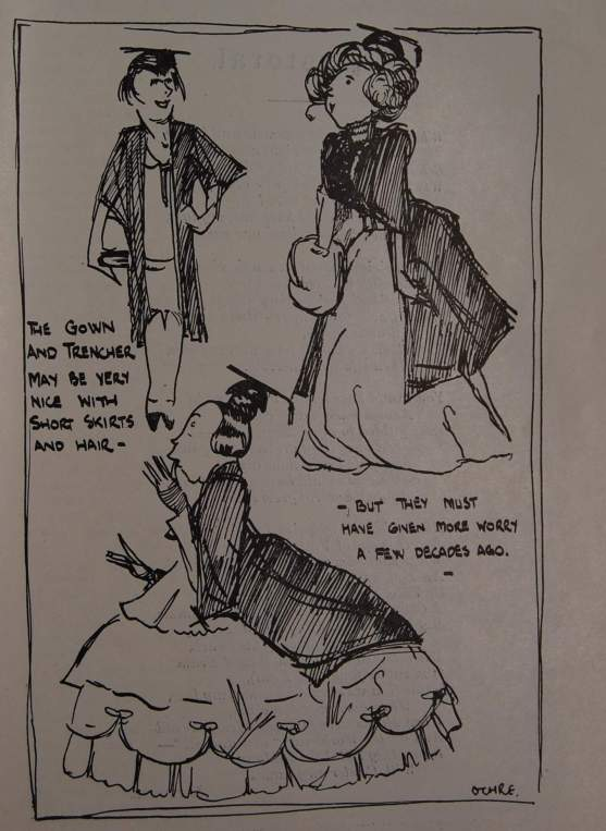 Drawing, GUM, 1925-26, p.279, DC198/1/32