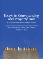 EssaysInConveyancing
