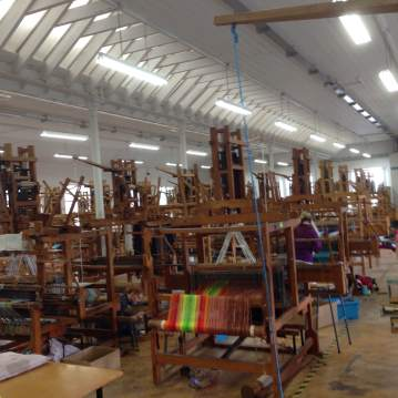 The loom workshop