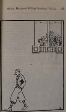 QMC Union, Students' Handbook 1926-27, p.61, DC157/18/36