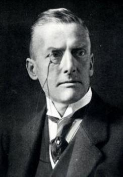 Rector: Sir Austen Chamberlain