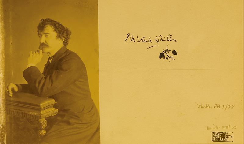6  artist James McNeill Whistler
