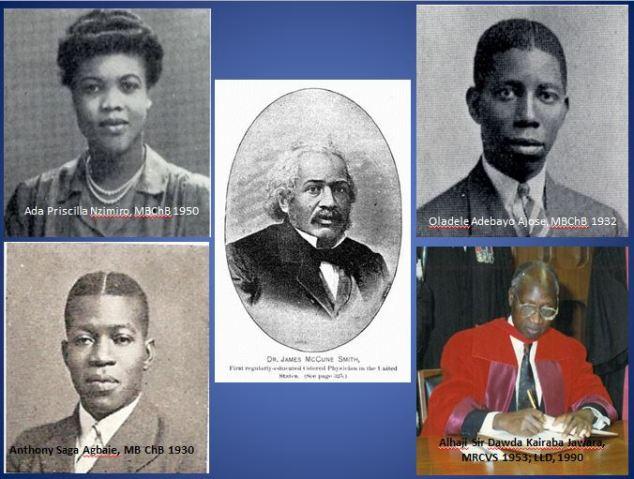 Inspiring African Alumni