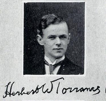 Herbert Watt Torrance (DC225/1/14)