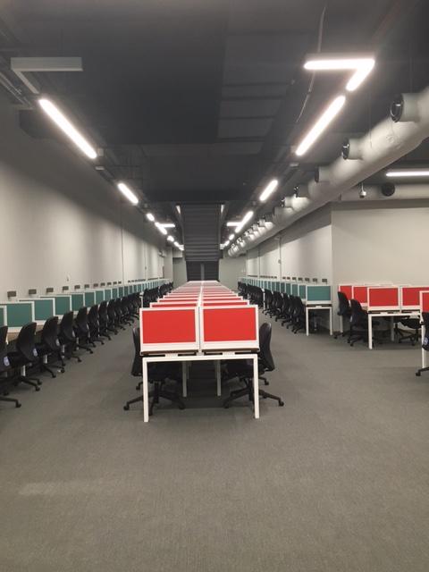 Level 2 study area