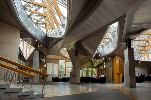 13 September 2010 The Garden Lobby of the Scottish Parliament, Edinburgh, Scotland UK Pic-AndrewCowan/Scottish Parliament