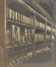 Corner of Store, Showing Parts of Artificial Limbs Ready For Assembling (Page 15)