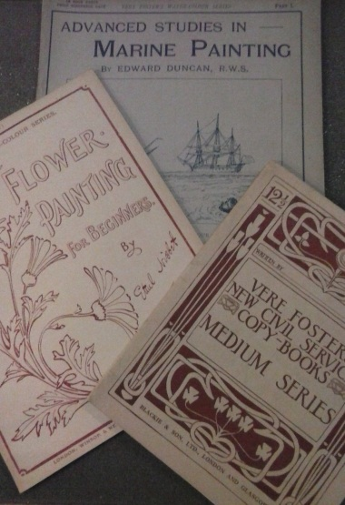 Blackie & Son - Vere Foster Drawing & Copy Books