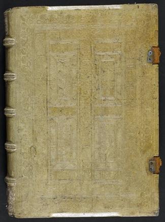 Binding of 4.1. Bible