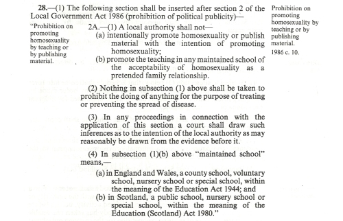 Section 28 Local Government Act 1988
