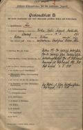 Papers of Emmy in Ein Eintrag zu abee, emmy [1891-] im Register Personen und Körperschaften