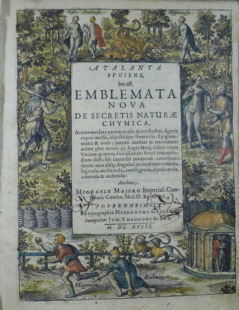 Illustrated Title page