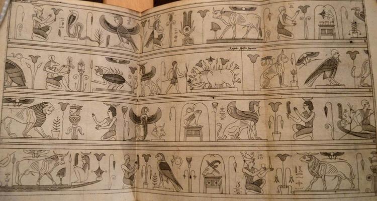 Lorenzo Pignoria: Vetustissimae tabulae aeneae (1605) (Sp Coll SM 1433)